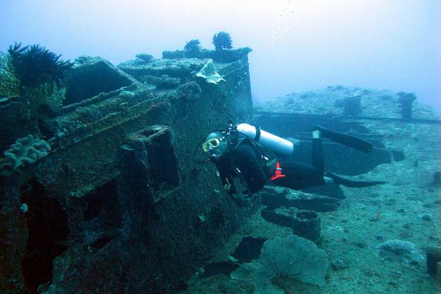 Vanuatu pacific scuba diving