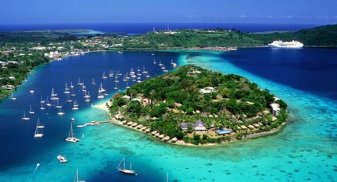 Alt_Reflectionssailing Vanuatu a cruising sailors delight