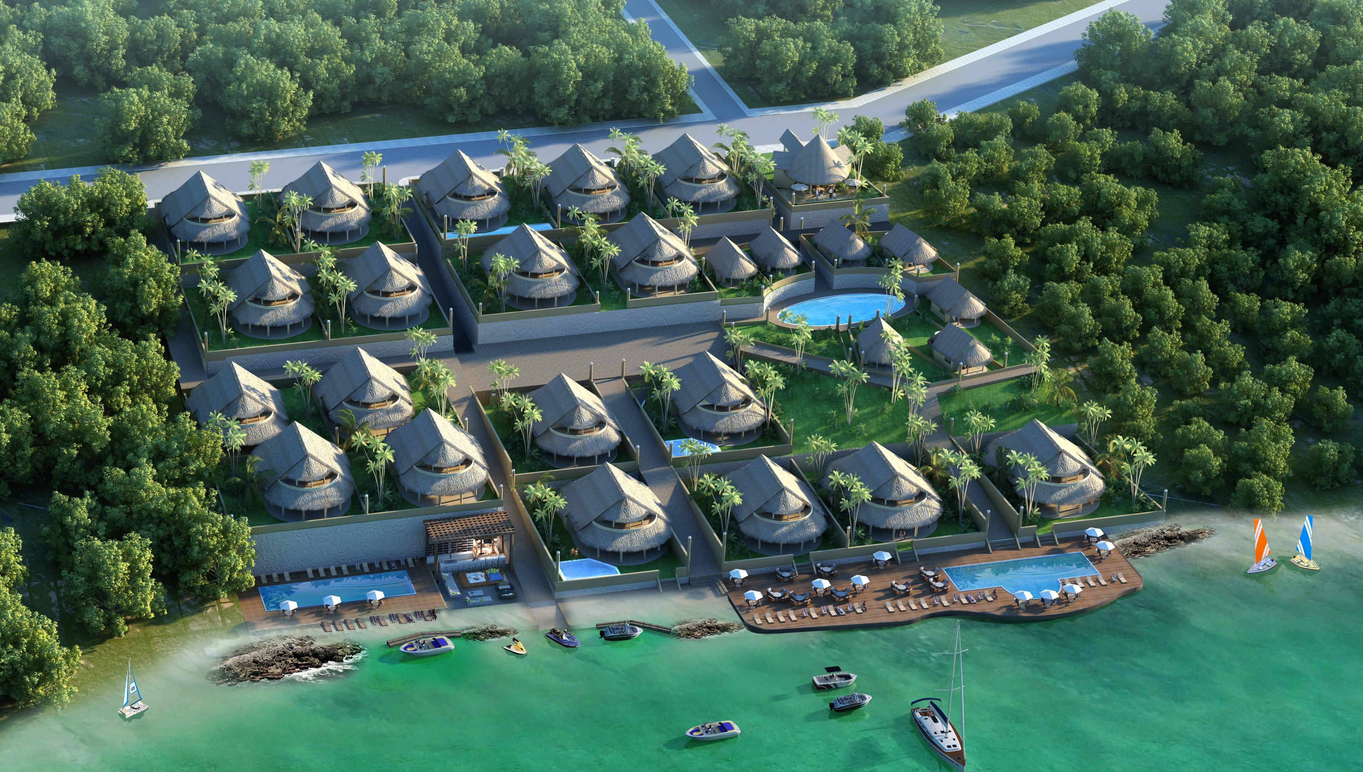 Luxury Island Resorts Vanuatu