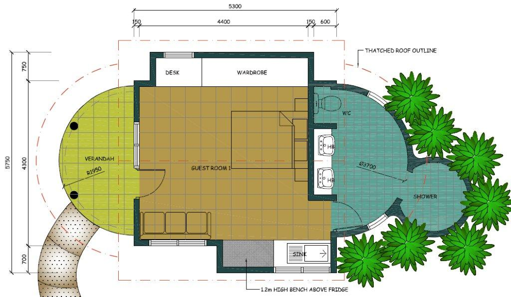 1bedroom_fare_coral_cove_floor_plan