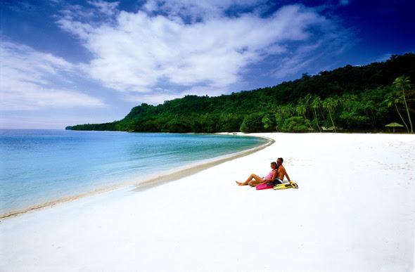 Not even a cyclone could ruin Vanuatu's gorgeous beaches
