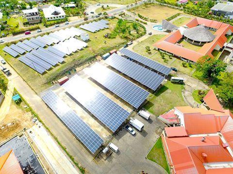 major solar development