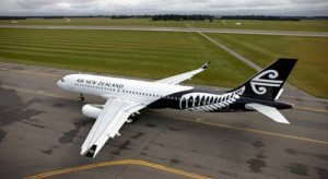 Air New Zealand's new Airbus