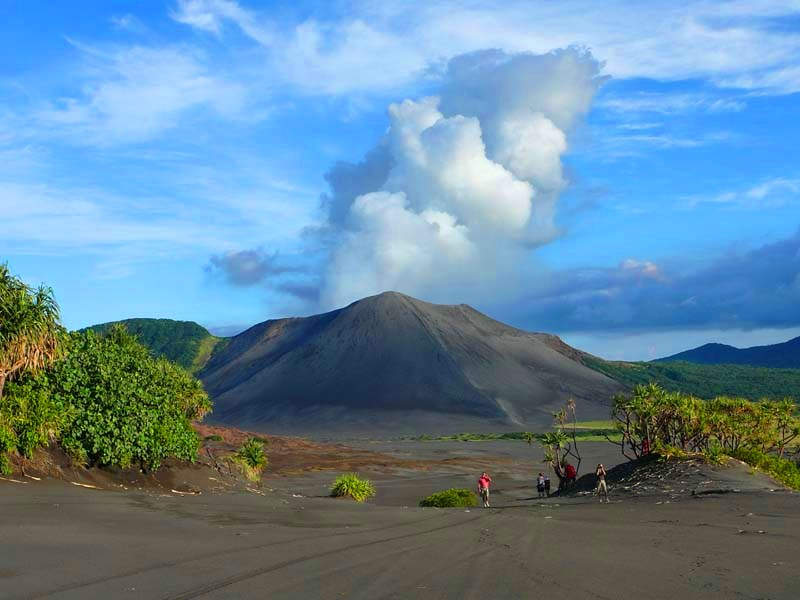 Mt Yasur - Tanna Volcano attraction
