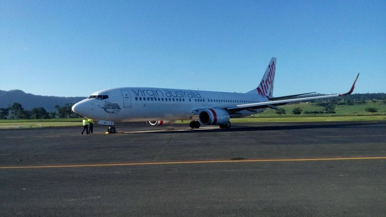 Virgin Australia operates three weekly flights to Vanuatu – on Monday, Wednesday, Saturday.