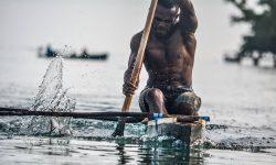 Waterborne excitement in Vanuatu