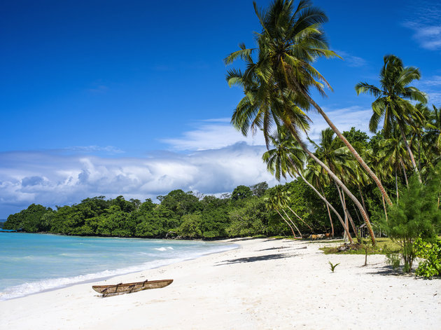 DAVID KIRKLAND / DESIGN PICS VIA GETTY IMAGES Santo Island, Vanuatu