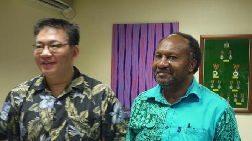 Vanuatu P.M. wants direct flights from China