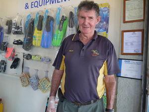 Vanuatu Mike Crawford