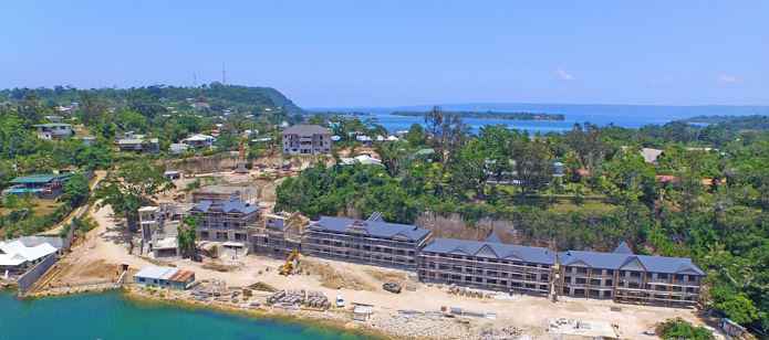 New Resort Marks Entry of Heavy Investment Hitters