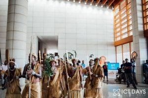 Custom Dancers performing