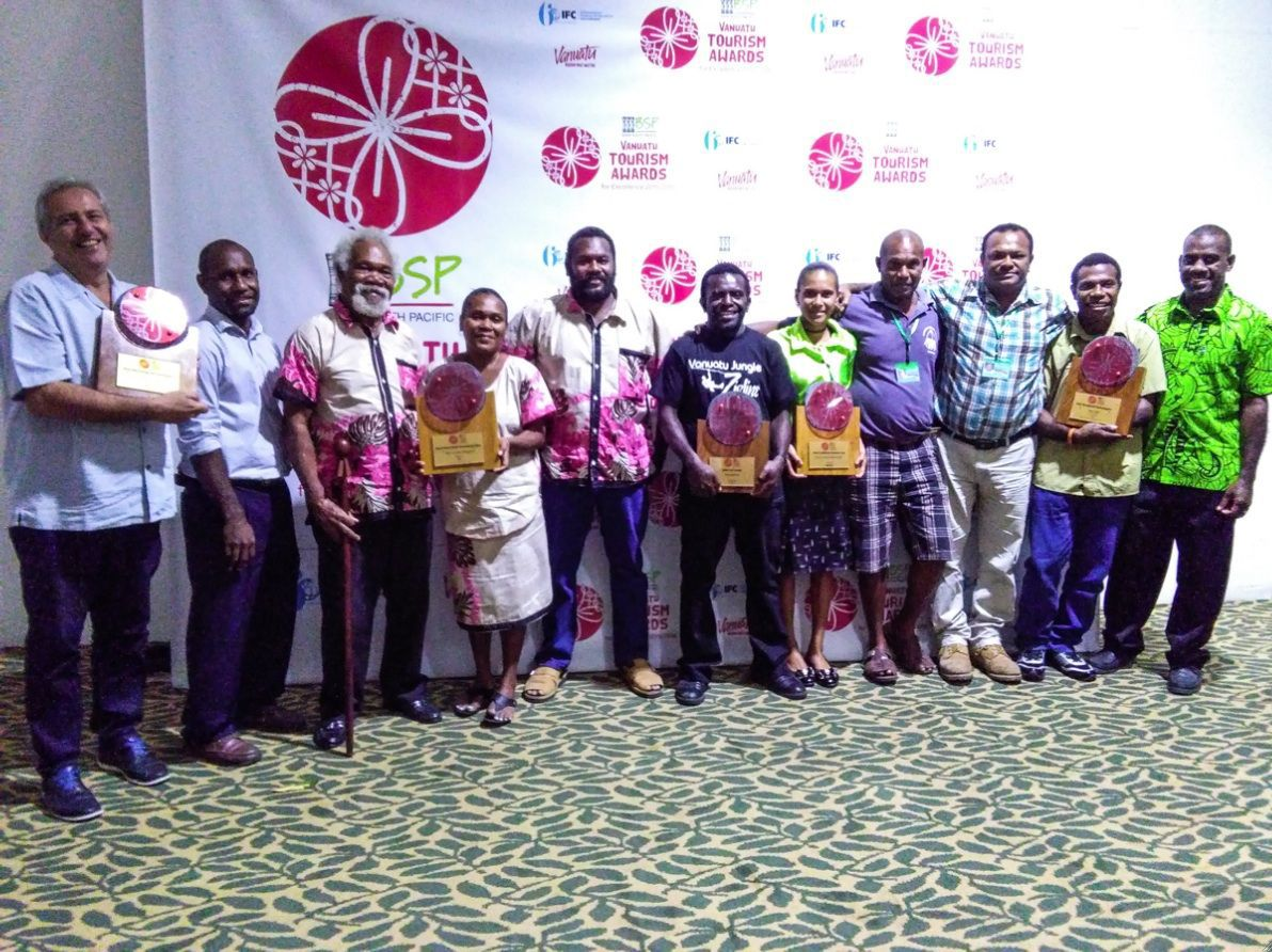 Vanuatu Tourism Awards for Excellence gears up Tourism Industry
