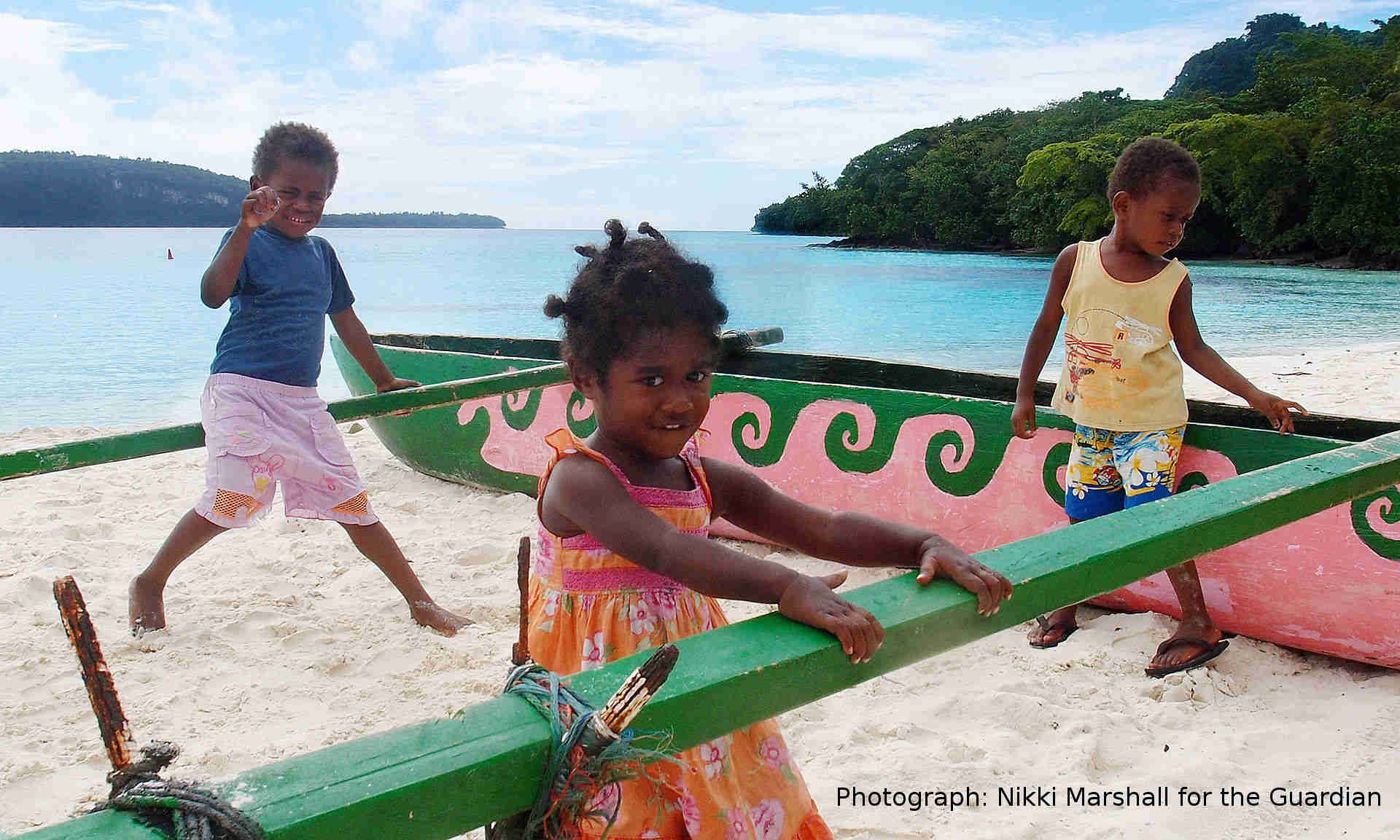 DNA shows first inhabitants of Vanuatu came from Philippines and Taiwan
