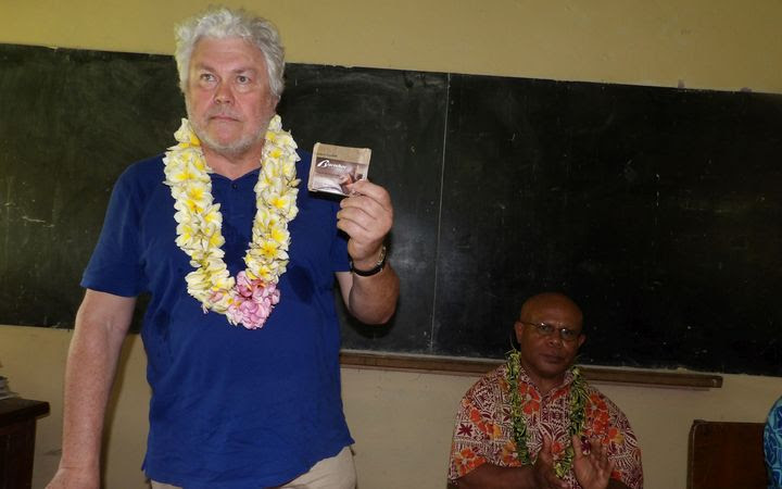 French chocolatier buys Vanuatu cocoa plantation