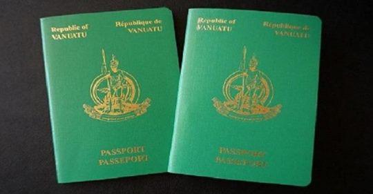 Vanuatu Passports are popular today