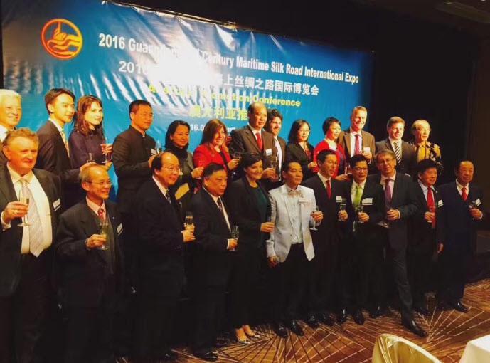 21st Century toast to trade success in the South Pacific
