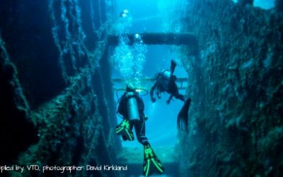 Top 10 dive spots in the world: Vanuatu is on the list!