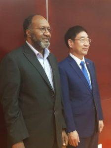Vanuatu PM hails bilateral ties with China