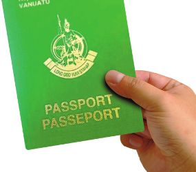 Vanuatu passport sales since 2015, the country has offered honorary citizenship to people willing to pay a $US165,000 application fee