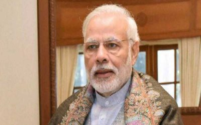 Vanuatu meets with Indian PM holds bilateral meets ahead of solar alliance conference