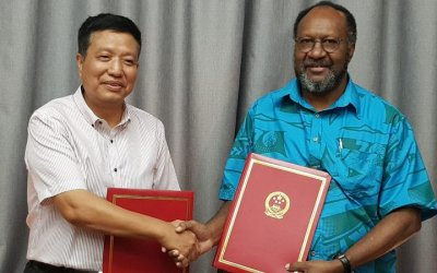 Vanuatu assures envoy it is committed to One China Policy