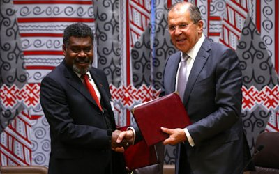 Easier travel between Vanuatu and Russia as visa waiver agreement comes into effect