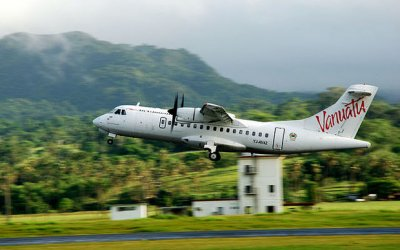 Air Vanuatu in New Caledonia flights