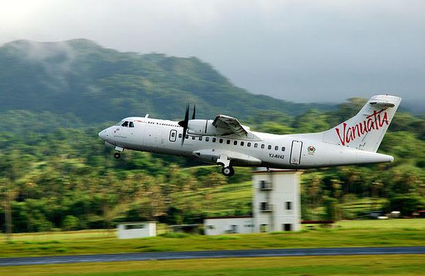 Air Vanuatu in New Caledonia flights