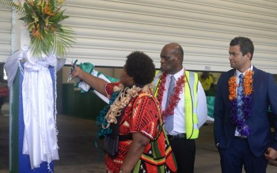 New air cargo terminal to cater for long haul flights