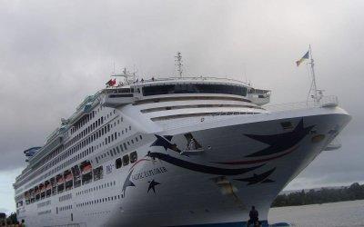 Maiden voyage with 54 ni-Vanuatu