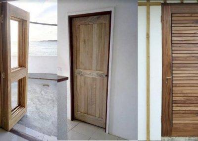 Cordia Door examples