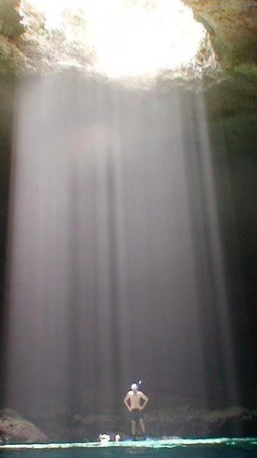 underwater cave Tanna
