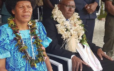 Tallis Obed Moses sworn in as President of Vanuatu