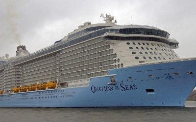 Department of Tourism reveals plans for big cruise ship visit