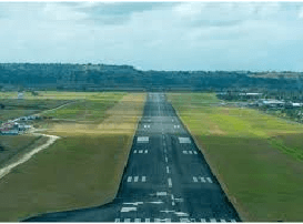Vanuatu's Bauerfield Airport upgrade set for completion late June