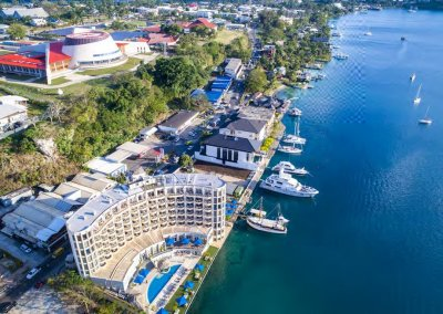 Convention Centre and The Grand hotel, Vanuatu