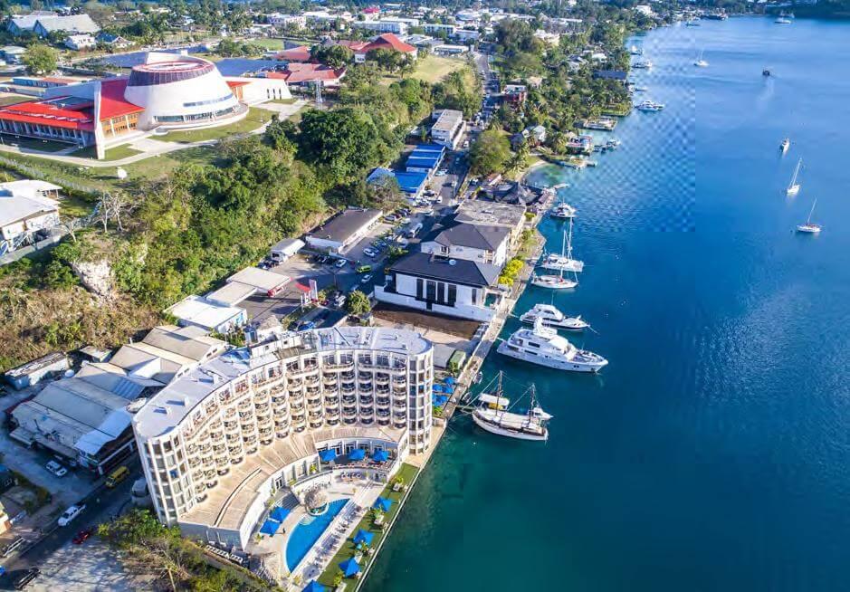 The Grand Hotel Vanuatu
