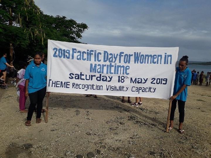 Vanuatu Women in Maritime (VANWIMA)