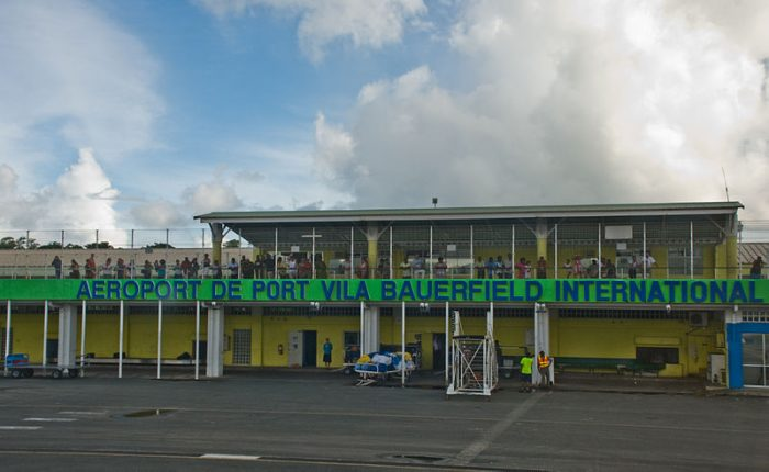 Port Vila's Airport, home base of Air Vanuatu, is also due for a major upgrade.