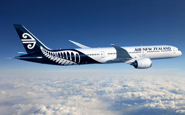 Photo by Air New Zealand