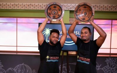 Vanuatu Chefs crowned first Pacific Island Food Revolution champions