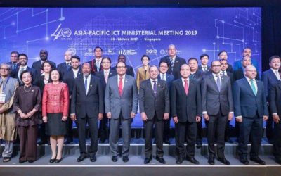 PM highlights challenges faced by Pacific Island Countries at Asia-Pacific ICT Ministerial Meeting