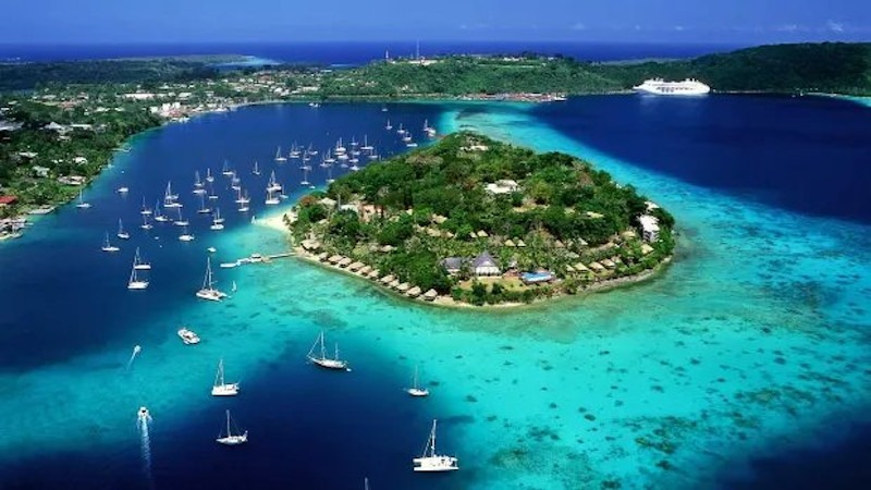 iProsperity Group buys Vanuatu's casino-hotel resort Iririki Island