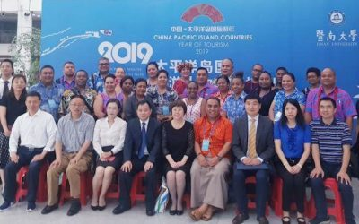 Pacific Tourism Officials upskill knowledge of Chinese tourism industry