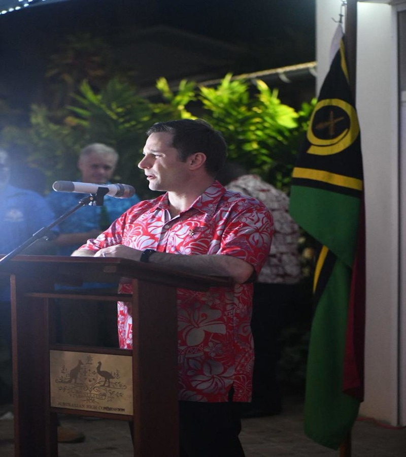 Australia Stepping Up To Support Pacific Community