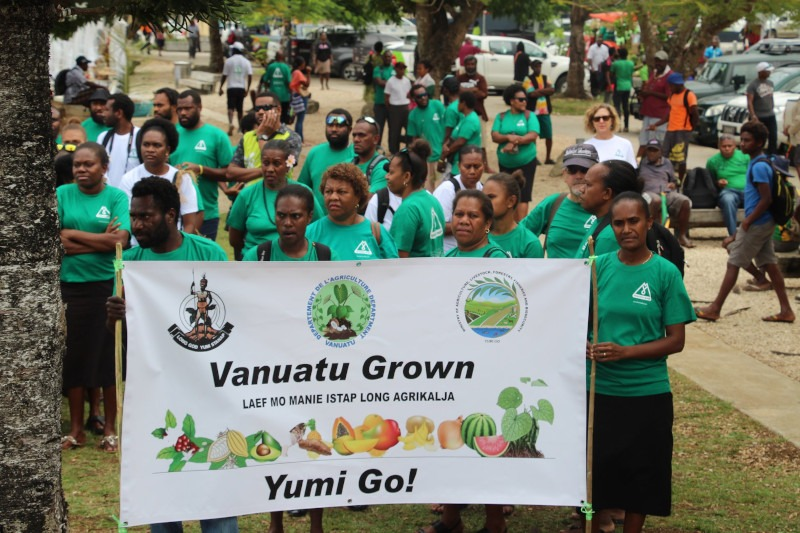 Acting PM launches 'Vanuatu Made' Brand