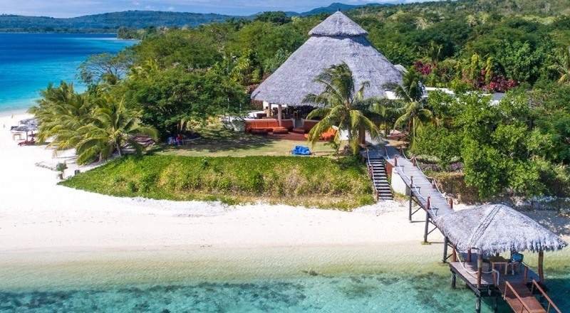 Royal Caribbean to create 'Perfect Day' attraction on private island in Vanuatu