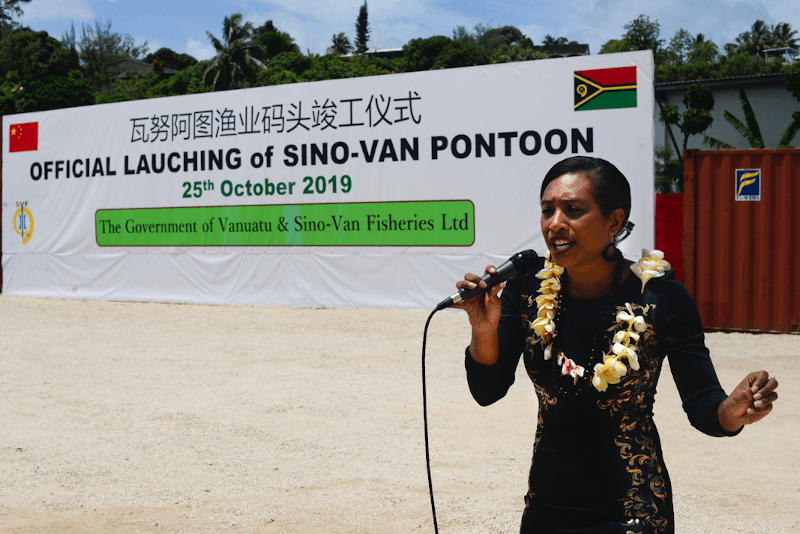 VANUATU TO EXPORT 1.5 TONS OF TUNA WEEKLY