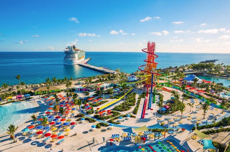 A look at Coco Cay in the Bahamas – RCCL's existing island
