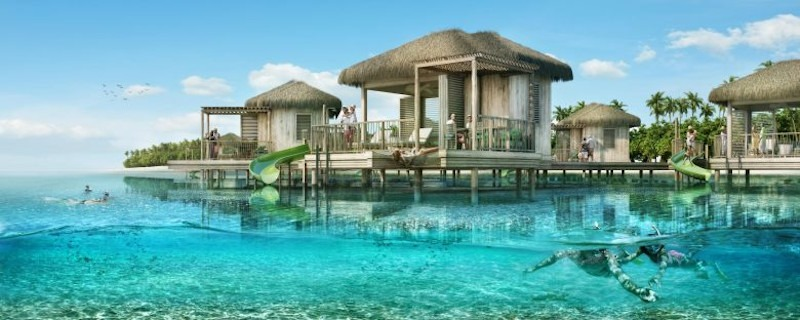 Revealed: We find out the design of Royal Caribbean's Lelepa island